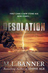 Desolation by ML Banner ebook deal