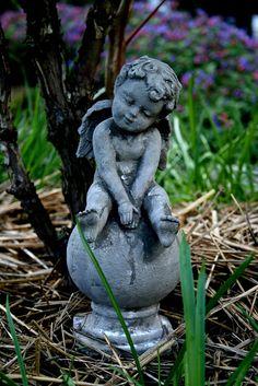 Angel Cherub Statue                                                                                                                                                                                 More