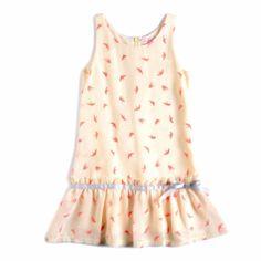 APPAMAN Ivory Flounce Dress – Dani BOY Kids