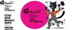Parte a Bologna il 21 febbraio BilBolBul http://blog.sugarpulp.it/2013/02/15/torna-a-bologna-bilbolbul-il-festival-internazionale-del-grande-fumetto-dautore/