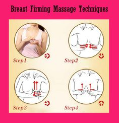 Breast Firming Massage Techniques