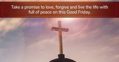 Best Good Friday Quotes and Sayings With Images 2020 Christ Quotes, Blessed Quotes, Religious Quotes, Bible Verses Quotes, Jesus Quotes, Happy Quotes, Good Friday Bible Verses, Good Friday Quotes, Happy Good Friday
