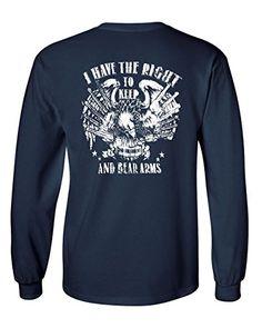 Liberty Keep & Bear Arms 2nd Amendment Freedom 1791 Vintage Short-Sleeve T-Shirt 4TNwk6TS