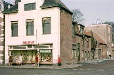 Almelo, Hofstraat, hoek Grotestraat Noord