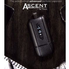 Isn't the Ascent vaporizer your favorite gadget?