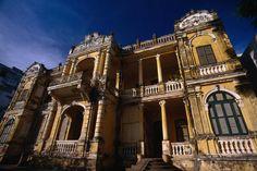 Phnom Penh, Cambodia-colonial architecture