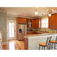 What's the best thing about a renovated old home? Modern conveniences with all the charm! See those floors? You should see the pantry, it was about a mile long  #durham #bullcity #durhamnc #Realtor #realestate #durhamrealestate #historichomes #bestofthebull