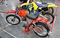 Image result for classic honda motocross bikes