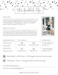 blog media press kit template http luvly co items 5312 blog