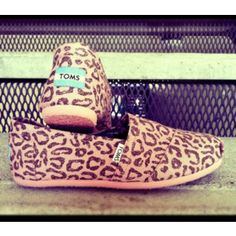 cheetah print toms..... I want some!!!!!!