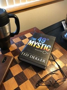 Action Meets Theology: a Review of the 49th Mystic – Solano Writing #TedDekker The Circle Book, Her World, Blog Writing, Bestselling Author, Audio Books, Mystic, Finding Yourself, Novels, Survival