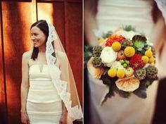 bouquet colors.