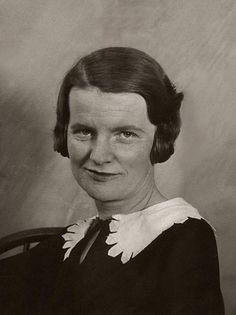 Self-Portrait, by Lilias Torrance Newton, 1929