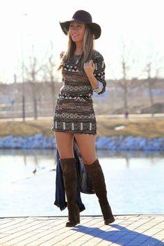 Lola Mansil wearing