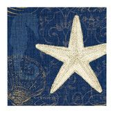 """Found it at Wayfair - """"Coastal Moonlight I"""" by Pela Studio Graphic Art on Wrapped Canvas"""