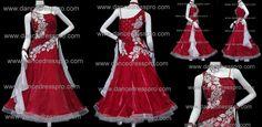 Modern dance dress model no. 1872