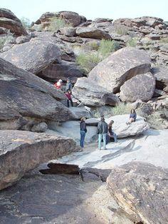 HIDDEN VALLEY / FAT MAN'S PASS - South Mountain - Phoenix, AZ