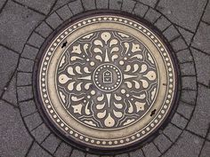 Public Works: Manhole Art manhole-cover-art-budapest – Torontoist