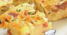 Torta Salgada de Liquidificador de Linguiça  Culinarista Mauro Rebelo  Essa é uma receita bem fácil e rápida.  A massa leva poucos ingred...