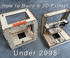 3d printed 3d printer instructables