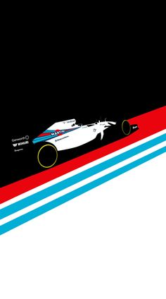 Williams Martini Racing wallpaper