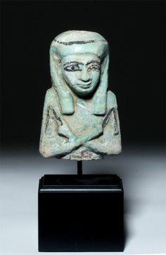 Monumental Egyptian Ushabti Upper Torso : Lot 2I