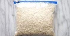 Toto sa stane, keď dáte ovocie do ryže. Škoda, že som o tomto báječnom nápade nevedela skôr!