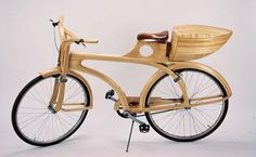 Eyeteeth: Incisive ideas: Bikes of wood