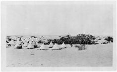 Canterbury Camp at Bir el Maler, Palestine, during WWI