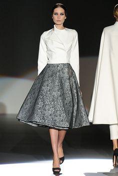 Juana Martín - Runaway Mercedes Benz Fashion Week Madrid Fall-Winter 2013/2014