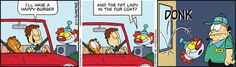 Garfield  Can't help it - this just tickles my funnybone!!  BWHAHAHAAHAHAHAHA!!!
