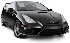 Toyota Celica GT coupe Turbo