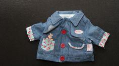 Baby Born  Zapf  Creation  Sommerjacke Jacket  Mantel     Puppe 43cm  Kleidung in Spielzeug, Puppen & Zubehör, Babypuppen & Zubehör | eBay!