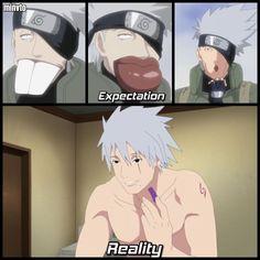Welcome to the world of Anime Anime Naruto, Naruto And Sasuke Funny, Funny Naruto Memes, Naruto Comic, Kakashi Sensei, Naruto Cute, Naruto Sasuke Sakura, Naruto Shippuden Sasuke, Otaku Anime