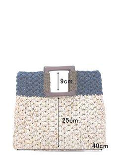 LORENZA GANDAGLIA #crochet bag | gehaakte tas