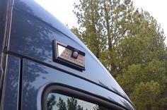 Building an Indoor Portable Shower for Our Sprinter Campervan Eriba Puck, Orange Led Lights, Diy Exterior, Adventure Campers, Camper Van Conversion Diy, Roof Rails, Sprinter Van, Porch Lighting, Water Systems