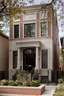 Exteriors - traditional - exterior - chicago - by Environs Development