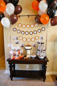 An unique theme- Party Animal: A Zebra and a Tiger Birthday Party