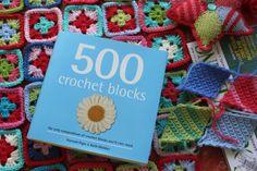 500 Crochet Blocks by Hannah Elgie and Kath Webber
