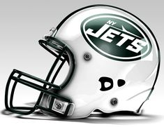 Jets Football, Football And Basketball, Football Helmets, High School Cheerleading, Professional Football Teams, Jet Fan, Helmet Logo, Football Images, Helmet Design