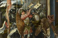 :  Paintings  Title :  Héraclius décapitant Chosroes  Author :  Beer Jan de (vers 1475 après 1520)