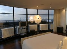 Euromast Suite - heaven at 112m #Rotterdam