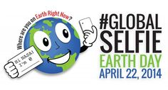 "See more HERE: https://www.sunfrog.com/Make-Everyday-Earth-Day.html?53507  While NASA satellites constantly look at Earth from space, on Earth Day we're asking you to step outside and take a picture of yourself wherever you are. Then post it to social media using the hashtag #GlobalSelfie. The pictures tagged #GlobalSelfie will be used to create a mosaic image of Earth - a new ""Blue Marble"" built bit by bit with your photos."