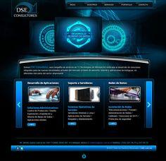 DSE CONSULTORES  Sitio Web