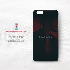 bryson tiller trapsoul iPhone 6 6s Plus Cover Case