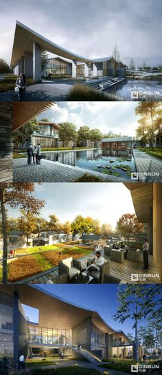 CGarchitect - Professional 3D Architectural Visualization User Community | She Shan International Village by DCA