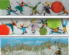 Michelle Combeau Mosaics