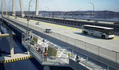 Tappan Zee Hudson River Crossing Design-Build (The New NY Bridge Project) < HDR, Inc.