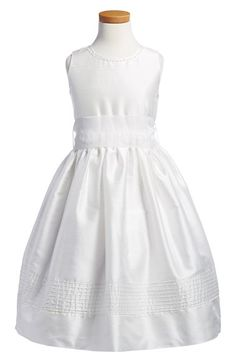 Isabel Garreton 'Melody' Sleeveless Dress (Toddler Girls) available at #Nordstrom