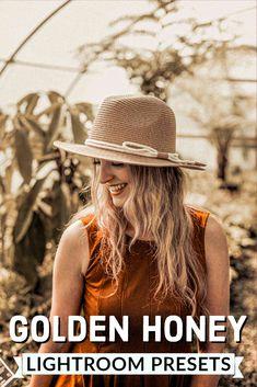Golden Honey Mobile And Desktop Lightroom Presets Lightroom Presets For Portraits, Golden Honey, Desktop, Free, Inspiration, Etsy, Instagram, Biblical Inspiration, Inspirational